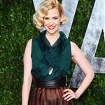 January Jones at the 2012 Vanity Fair Oscar Party 107348
