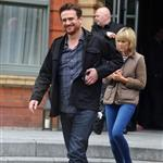 Jason Segel departs the Dylan hotel Dublin 117484