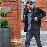 Jason Segel departs the Dylan hotel Dublin 117486
