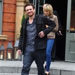 Jason Segel departs the Dylan hotel Dublin 117487