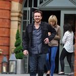 Jason Segel departs the Dylan hotel Dublin 117489