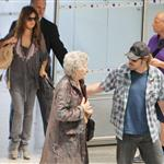 Javier Bardem leaves Cannes with Penelope Cruz and ma  61744