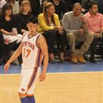 Beyonce and Jay-Z make first public appearance together at NY Knicks game, NYC 106669