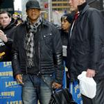 Jay Z at Letterman promoting his tour with Mary J Blige 18998