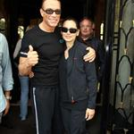 Jean-Claude Van Damme promotes The Expendables 2 in Paris 123063
