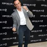 Jean-Claude Van Damme promotes The Expendables 2 in Paris 123067