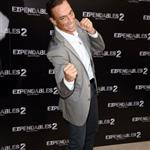 Jean-Claude Van Damme promotes The Expendables 2 in Paris 123068