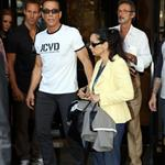 Jean-Claude Van Damme promotes The Expendables 2 in Paris 123069