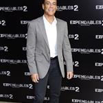 Jean-Claude Van Damme promotes The Expendables 2 in Paris 123073