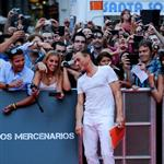 Jean-Claude Van Damme attends The Expendables 2 premiere held at the Callao Cinema in Madrid, Spain 122938