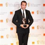 Jean Dujardin at the 2012 BAFTAs 105991