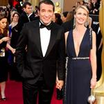 Jean Dujardin and his wife at the 84th Annual Academy Awards  107534
