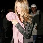Jennifer Aniston and John Mayer have dinner at the Waverly where there are no paparazzi 20546