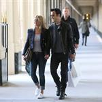 Jennifer Aniston and Justin Theroux out in Paris 117137