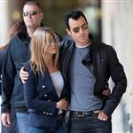 Jennifer Aniston and Justin Theroux out in Paris 117139