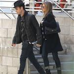Jennifer Aniston and Justin Theroux go to the movies  103648