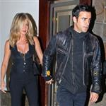 Justin Theroux escorts Jennifer Aniston to Five screening in New York 95082