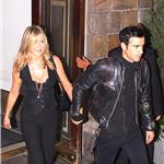 Justin Theroux escorts Jennifer Aniston to Five screening in New York 95092