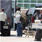 John Mayer walks Jennifer Aniston's dog Norman 85645