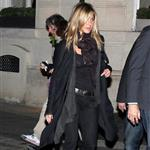 Jennifer Aniston in Paris to promote Marley & Me 33844
