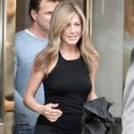 Jennifer Aniston in person at TIFF promoting Management 24470