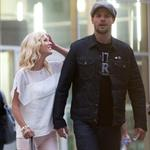 Jennie Garth goes to the movies with Noah Abrams  123540