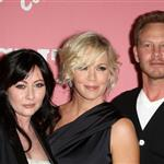 Shannen Doherty, Jennie Garth, Ian Ziering at Jennie Garth's 40th Birthday Celebration & Premiere Party For Jennie Garth: A Little Bit Country 111905