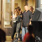 Jennifer Aniston on the set of We Are The Millers  122784