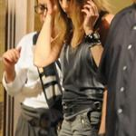 Jennifer Aniston on the set of We Are The Millers  122785