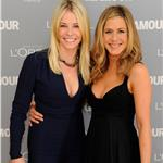 Jennifer Aniston  and Chelsea Handler at Glamour's 2011 Women of the Year Awards 97946