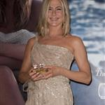 Jennifer Aniston's face looks different as she promotes her fragrance Lola Vie in Mexico City  81243