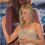 Jennifer Aniston's face looks different as she promotes her fragrance Lola Vie in Mexico City  100775