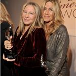 Barbra Streisand and Jennifer Aniston attend ELLE's 18th Annual Women in Hollywood Tribute  96471