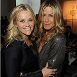Jennifer Aniston and Reese Witherspoon attend ELLE's 18th Annual Women in Hollywood Tribute  96483