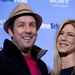 Jennifer Aniston with Adam Sandler in Berlin to promote Just Go With It 79604
