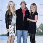 ennifer Aniston with Adam Sandler and Brooklyn Decker in Berlin to promote Just Go With It 79607