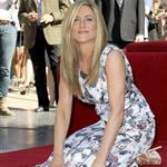 Jennifer Aniston receives a Hollywood Star on the Hollywood Walk of Fame 106928
