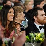 Jennifer Carpenter and Michael C. Hall at the 2012 SAG Awards 104220