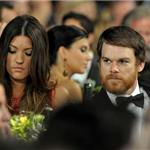 Jennifer Carpenter and Michael C. Hall at the 2012 SAG Awards 104222