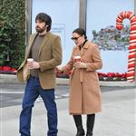 Jennifer Garner and Ben Affleck go Christmas shopping for their girls in LA 100489