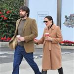 Jennifer Garner and Ben Affleck go Christmas shopping for their girls in LA 100490