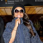 Jennifer Hudson arrives in Washington March 2011 81046