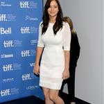 Jennifer Lawrence at the photocall and press conferernce for The Silver Linings Playbook at TIFF 125586
