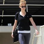 Jennifer Lawrence works out in Los Angeles 117436