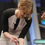 Jennifer Lawrence appears on the El Hormiguero spanish TV Show Madrid, Spain 111858