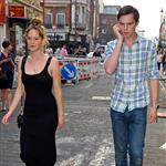 Jennifer Lawrence and Nicholas Hoult out in London 115614