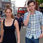 Jennifer Lawrence and Nicholas Hoult out in London 115618