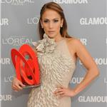 Jennifer Lopez at Glamour Woman of the Year Awards 2011  97989