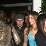 Jennifer Lopez and boyfriend Casper Smart dine at Cecconi's in West Hollywood 110749