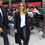 Jennifer Lopez out and about in New York City 125937